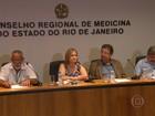 Conselhos vão à Justiça do RJ contra responsáveis por crise na saúde