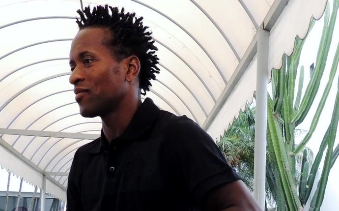 zé roberto grêmio entrevista (Foto: Lucas Rizzatti/GloboEsporte.com)