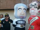 Duas cidades de MS fazem protesto a favor do impeachment de Dilma