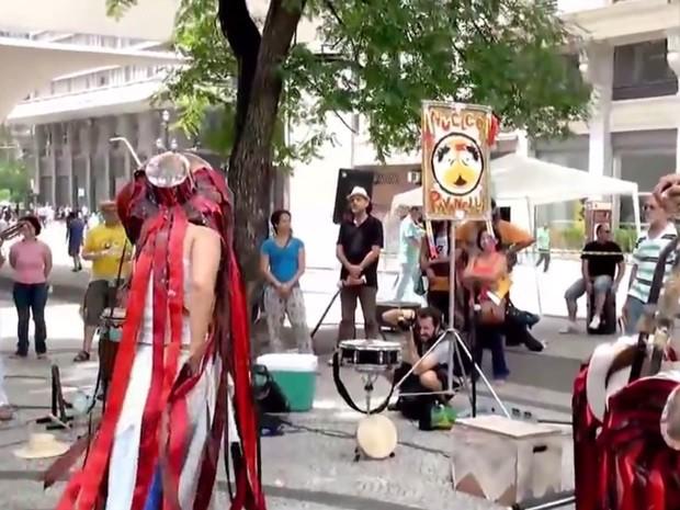 Festa  (Foto: Reprodução / Divulgação)