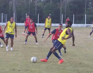 Avaí treinamento (Foto: Gastão Dubois/Avaí FC )