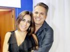 Glória Pires e os filhos prestigiam show de Orlando Morais no Rio