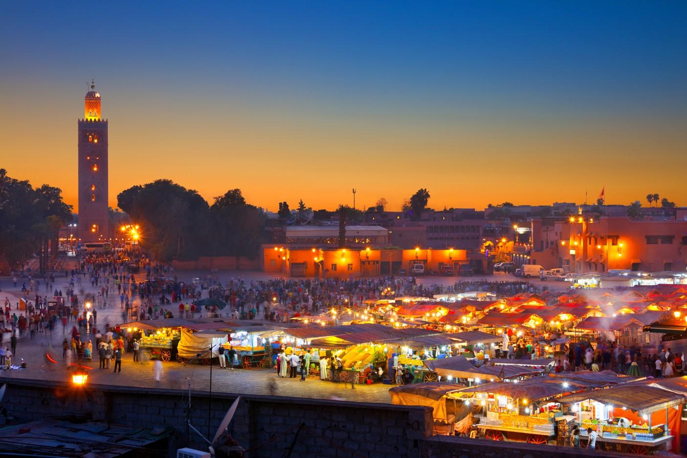 Marrakech (Foto: Divulgação)