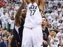Gobert volta bem, Jazz vence Clippers em jogo equilibrado e empata a série