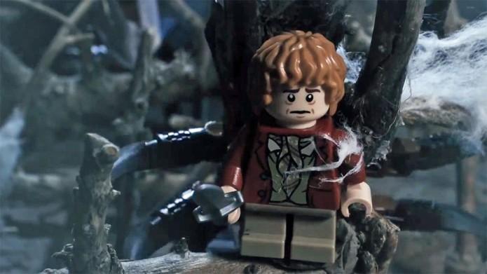 Bilbo é o personagem central da saga (Foto: Divulgação)