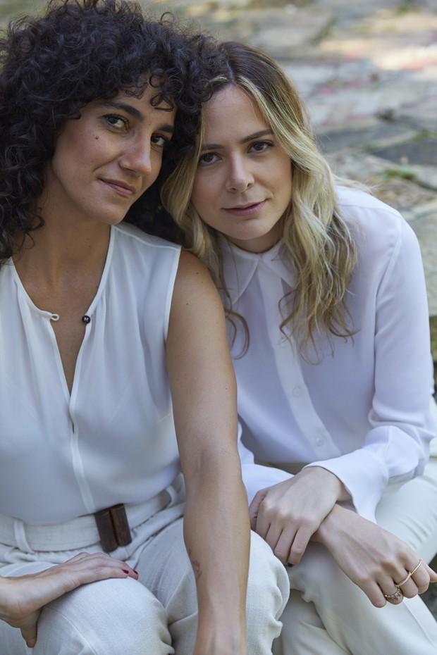 Antonia Pellegrino e Isabel Nascimento Silva, as realizadoras de #PrimaveraDasMulheres (Foto: Divulgação)
