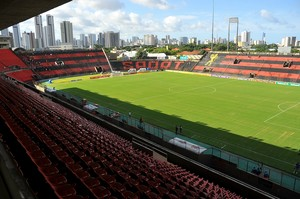 Ilha do Retiro Sport (Foto: Aldo Carneiro / Pernambuco Press)