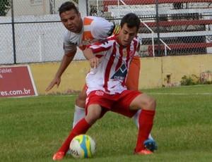 Atibaia e União Mogi Segunda Divisão Paulista 2014 (Foto: Manoel Messias / Divulgação)