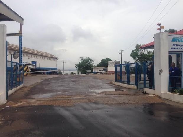 Empresa fica localiza na Zona Oeste de Manaus (Foto: Indiara Bessa/G1 AM)