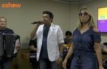 Solteirões do Forró faz show exclusivo para fãs