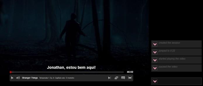 Netflix Party cria chat para conversar enquanto assiste uma série ou filme na Netflix