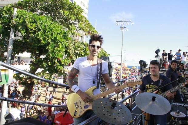 Gusttavo Lima (Foto: Dilson Silva e André Muzell/ Ag.News)