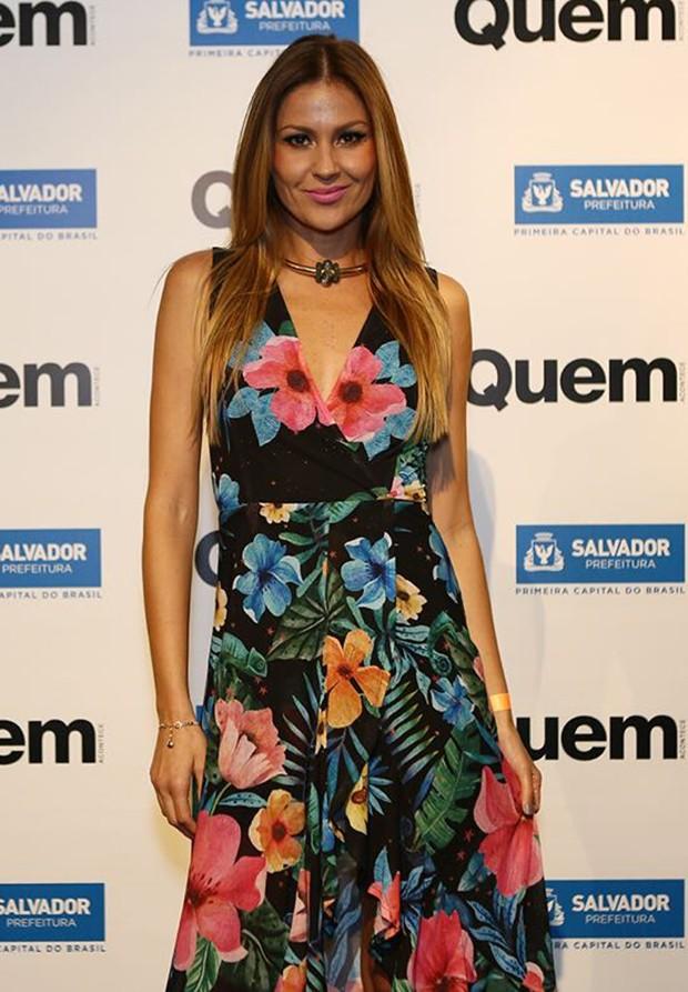 Ellen Jabour (Foto: Iwi Onodera/Ed. Globo)