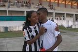 Amor pelo futebol passa de mãe para filho, e família se une no Botafogo-PB