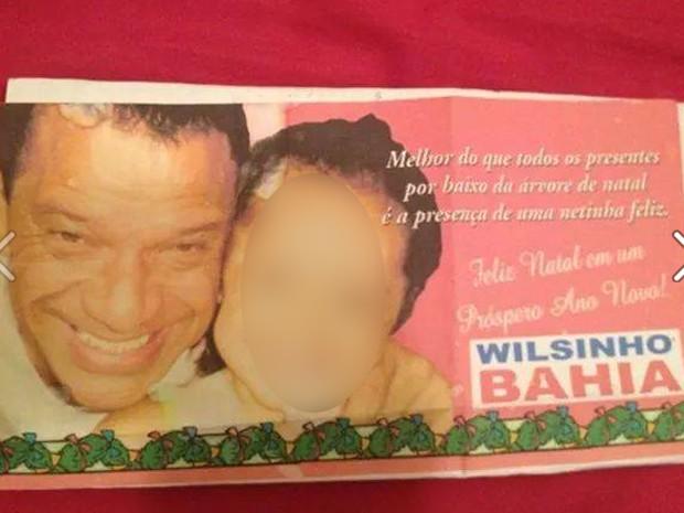 Wilsinho Bahia foi vereador de Nilópolis (Foto: Reprodução / Facebook)