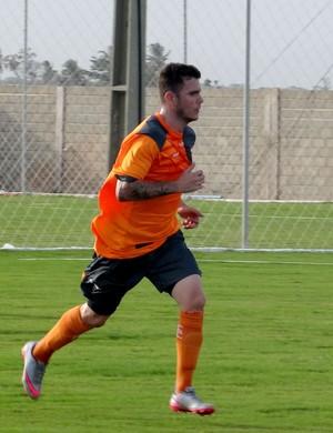 Luiz Fernando CRB (Foto: Denison Roma/GloboEsporte.com)