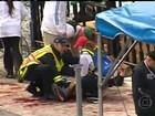 Explosões em Boston deixam três mortos e instauram medo nos EUA