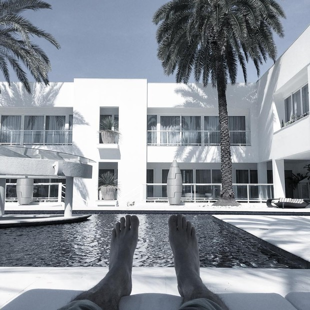 Outras fotos da casa gigantesca de Ana Hickmann (Foto: Reprodução / Instagram)