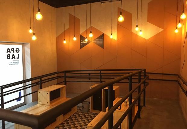 GPA Lab, novo espaço de inovação do Grupo Pão de Açúcar (Foto: Divulgação)
