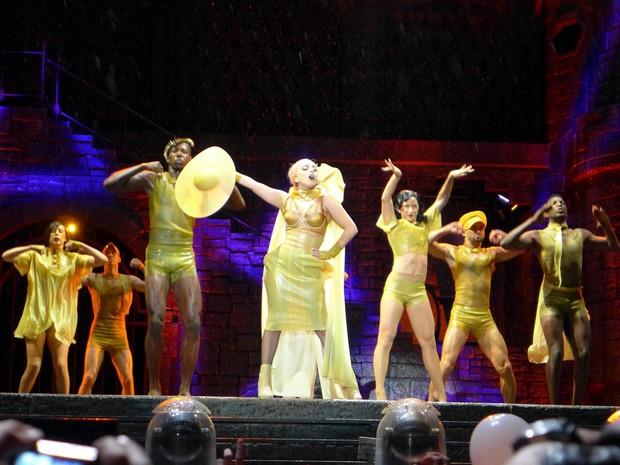 Depois do Rio de Janeiro, Lady Gaga se apresenta em São Paulo, no próximo domingo (11), e Porto Alegre, na terça-feira (13) (Foto: Marcelo de Almeida/Divulgação)