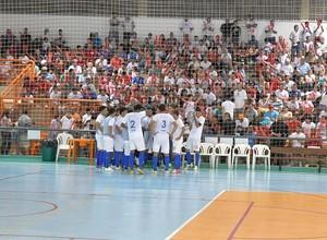 Vargem Grande busca recuperação na Liga Paulista (Foto: Danilo Camargo/ Sorocaba Futsal)