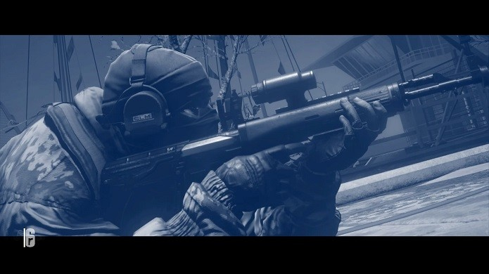 Vídeo mostra qual operador de Rainbow Six Siege você vai usar (Foto: Reprodução/Thiago Barros)
