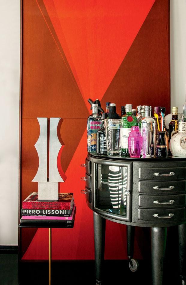 Bar em casa: 4 jeitos de decorar (Foto: Divulgação)