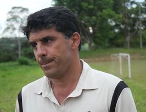 Araxá Esporte Wallace Lemos (Foto: Maritza Borges)