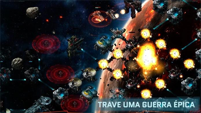 Vega Conflit é um jogo de estratégia elaborado (Foto: Divulgação)