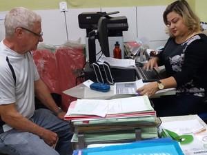 Aposentados e pensionistas nascidos em janeiro fazem recadastro no Iperon até o próximo dia 31 (Foto: Secom/RO/Divulgação)