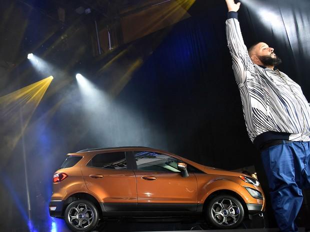 Ford EcoSport reestilizado é apresentado em Los Angeles (Foto: Divulgação)