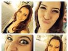Nathalia Dill faz carão e comemora aniversário com 'selfie' divertido