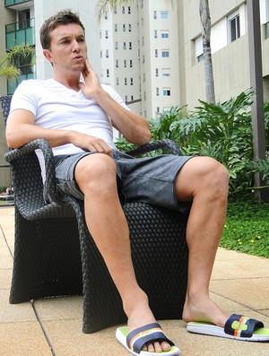 Dagoberto Cruzeiro (Foto: Fernando Martins Y Miguel)