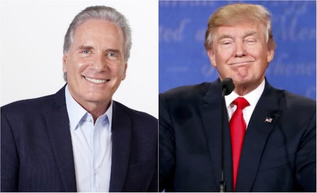 Roberto Justus sobre comparações com Donald Trump: 'Me diverti muito' (Foto: Ag. News/Reuters)
