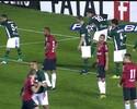 Walter reclama de lance que originou gol do Brasil-Pel sobre o Goiás: assista