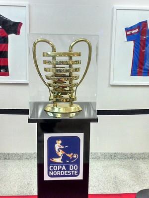 taça da copa do nordeste passa por salvador (Foto: Eric Luis Carvalho/Globoesporte.com)