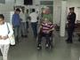 JT2: Pacientes não conseguem atendimento no CREI de São Vicente