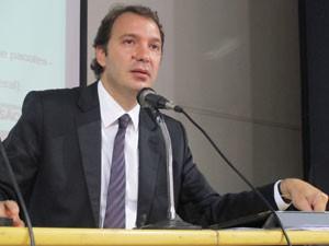 Paulo Arthur Góes, diretor-executivo do Procon-SP (Foto: Darlan Alvarenga/G1)