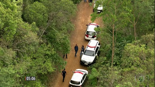 GCM de Santo André - SP confessa envolvimento na execução de 5 jovens