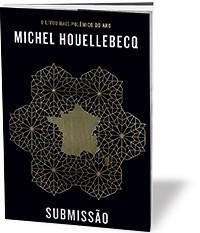 OLHAR CORROSIVO Michel Houellebecq  em foto de 2014.  Metido a filósofo, ele palpita sobre tudo a seu redor (Foto: Nicolas guerin/Getty Images e reprodução)