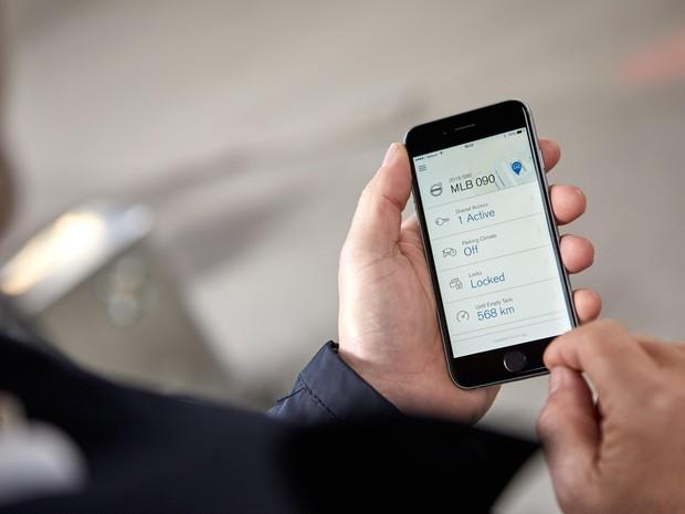 Chave digital poderá ser compartilhada com familiares e amigos (Foto: Divulgação)
