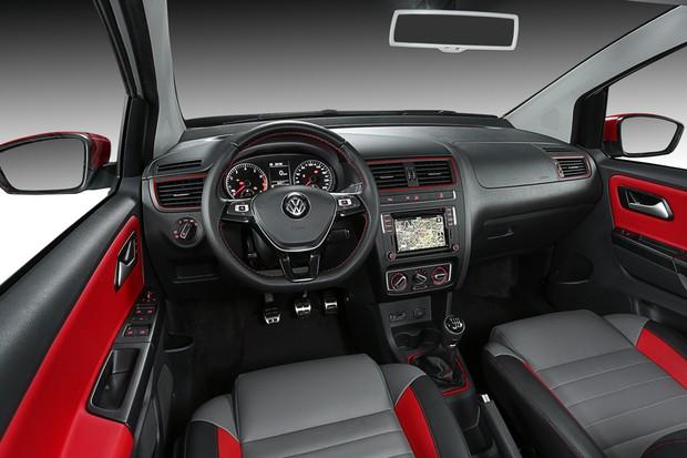 Volkswagen Fox Pepper (Foto: Divulgação)