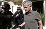 Agente de Mourinho está em Londres para negociar com United (Reuters)