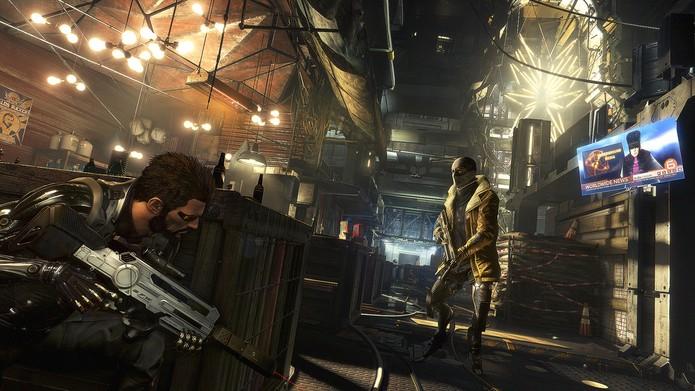 Deus Ex: Mankind Divided (Foto: Divulgação/Square Enix)