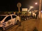 Detran apreende 77 carros em fiscalização (Divulgação/ Detran RR)