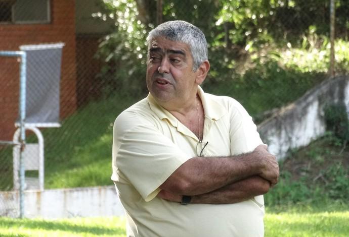Pitti supervisor Tupi-MG (Foto: Bruno Ribeiro)