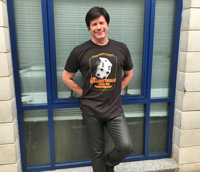 Paulo Ricardo contará histórias inusitadas em sua autobiografia (Foto: Juliana Hippertt/Gshow)