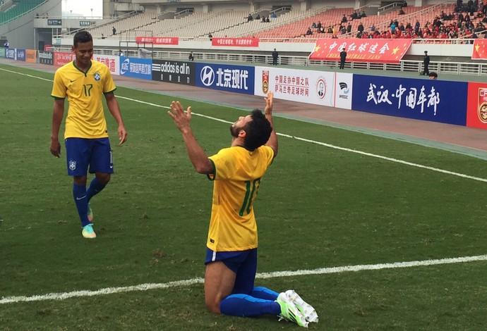 Sub21 Brasil x Coreia do Sul (Foto: Divulgação)