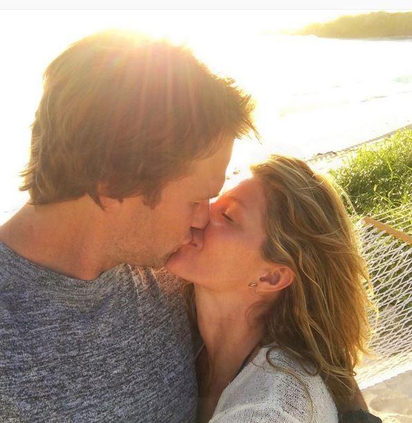 Tom Brady e Gisele Bündchen (Foto: Instagram/Reprodução)