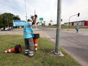 Prefeito determina reabertura imediata da Ponte do Saber (Foto: Beth Santos/ Prefeitura do Rio)